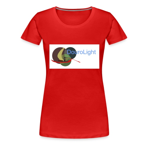 logo 01br grhq jpg - Women's Premium T-Shirt