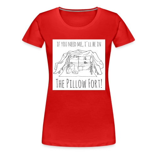 if you need me TPF png - Women's Premium T-Shirt