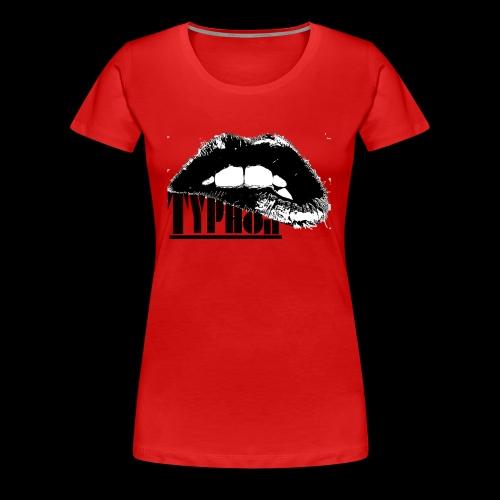 Typhon Original Logo - Women's Premium T-Shirt