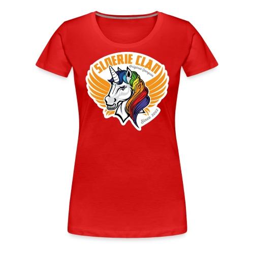 SLR 18 Kader OG M - Women's Premium T-Shirt