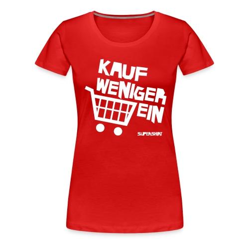 superkaufweniger - Frauen Premium T-Shirt