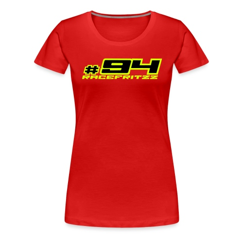 racefritzz 94 0RFGE - Women's Premium T-Shirt