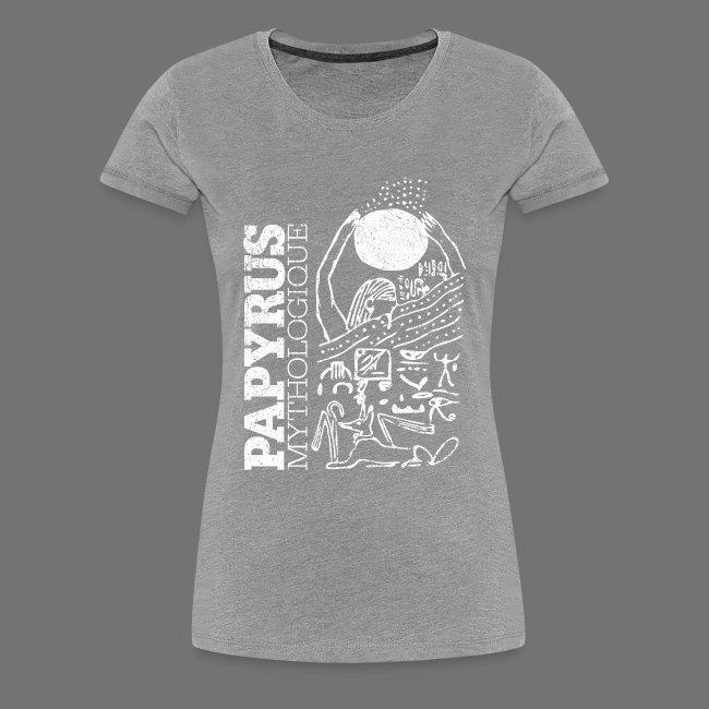 Papyrus Mythologique (valkoinen)