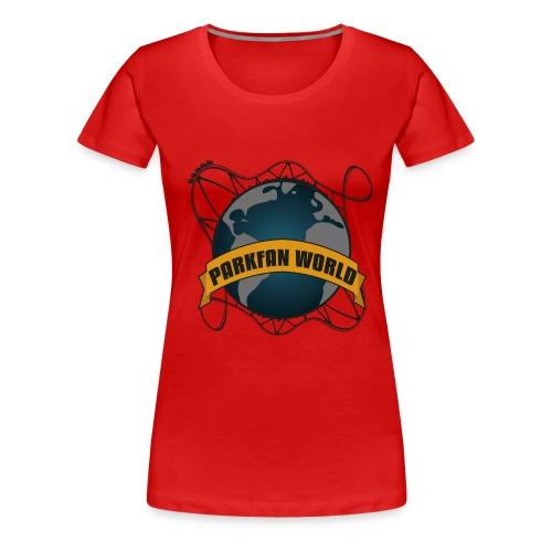 Parkfanworldpng - T-shirt Premium Femme