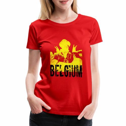 Belgie - Vrouwen Premium T-shirt