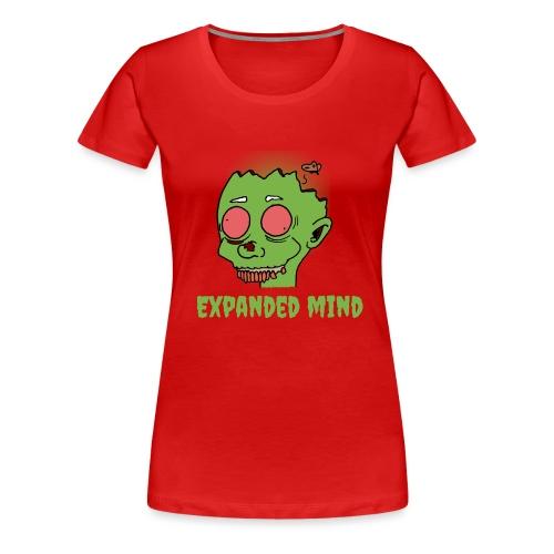 Expanded Mind - Women's Premium T-Shirt