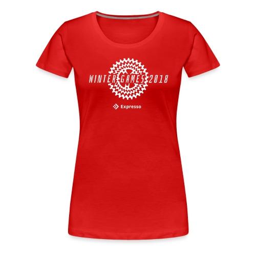 shirt games png - Women's Premium T-Shirt