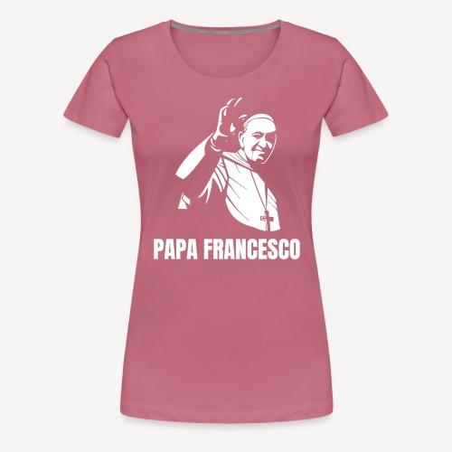 Papa Francesco Alè - Women's Premium T-Shirt
