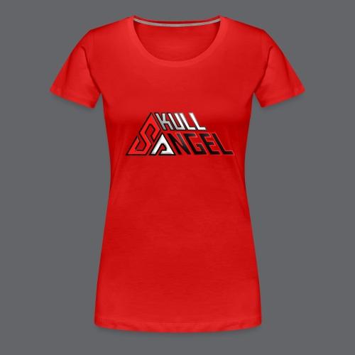SkullAngel - T-shirt Premium Femme