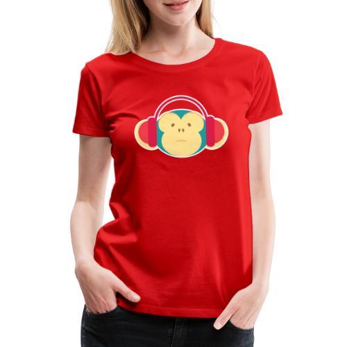Funky Monkey - Women's Premium T-Shirt