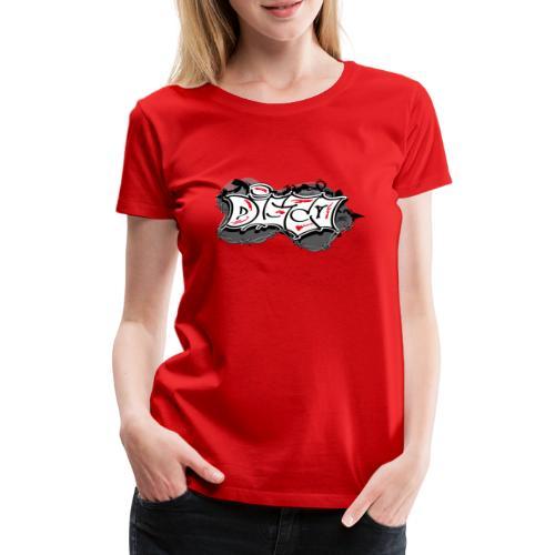 disco - T-shirt Premium Femme