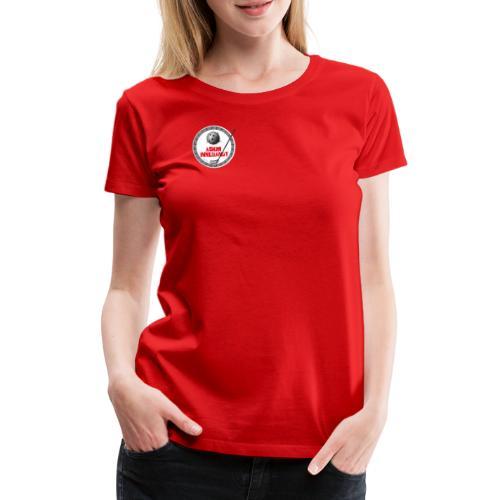 Logo Askim Innebandy - Premium T-skjorte for kvinner