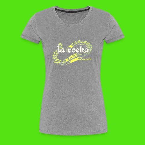 La Rocka - red'n'yellow - Women's Premium T-Shirt