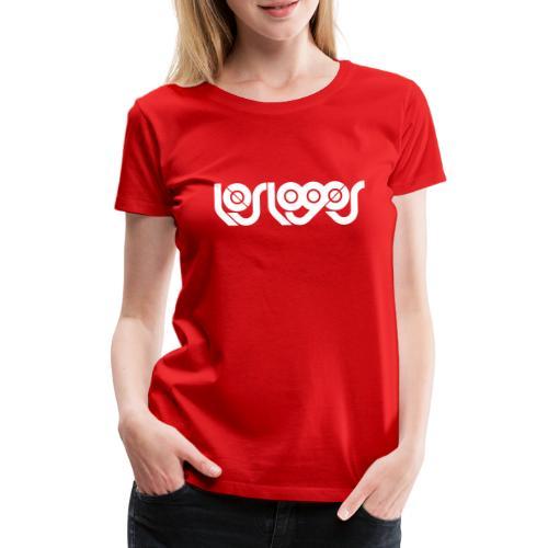 BD Loslogos - Frauen Premium T-Shirt