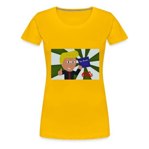 1960-luku - Naisten premium t-paita