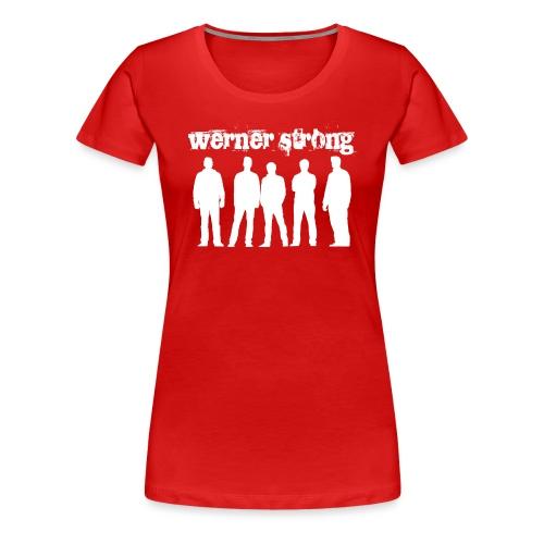 ws_schatten3_weiß_1 - Frauen Premium T-Shirt