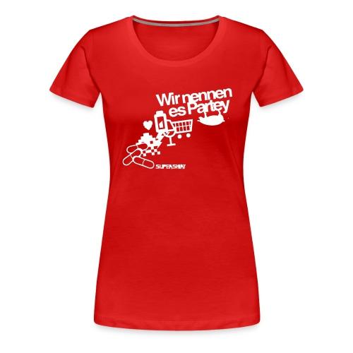 wnep motiv - Frauen Premium T-Shirt