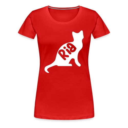 Team Ria Cat - Women's Premium T-Shirt