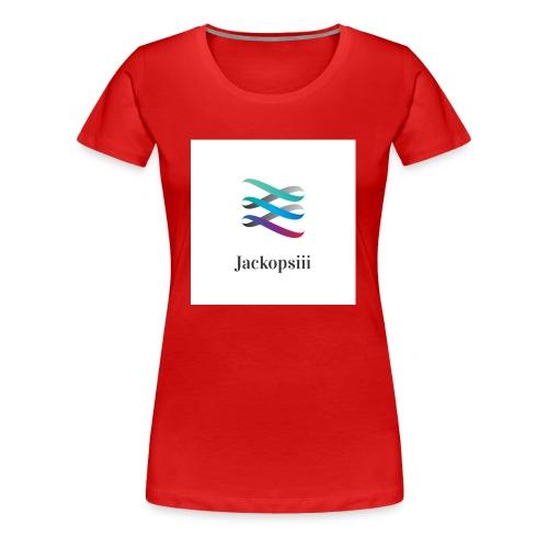 Jackopsiii - Women's Premium T-Shirt