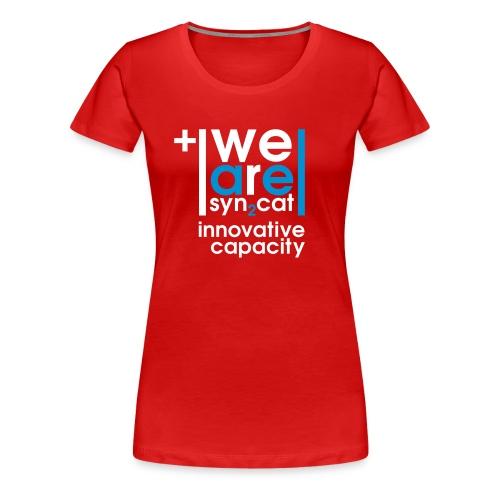 innovative capacity 2 - Women's Premium T-Shirt