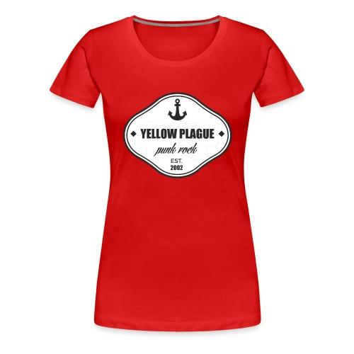 ankkuri - Naisten premium t-paita