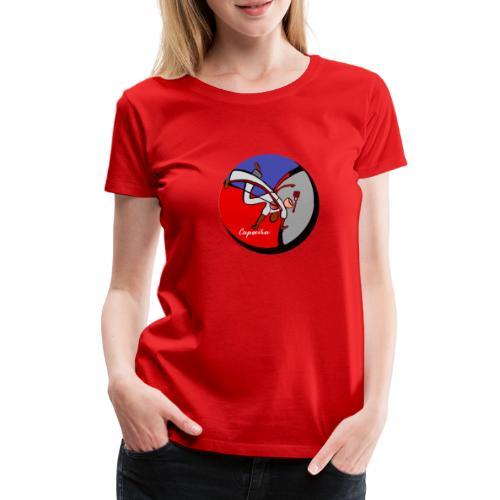 capoeira - Maglietta Premium da donna
