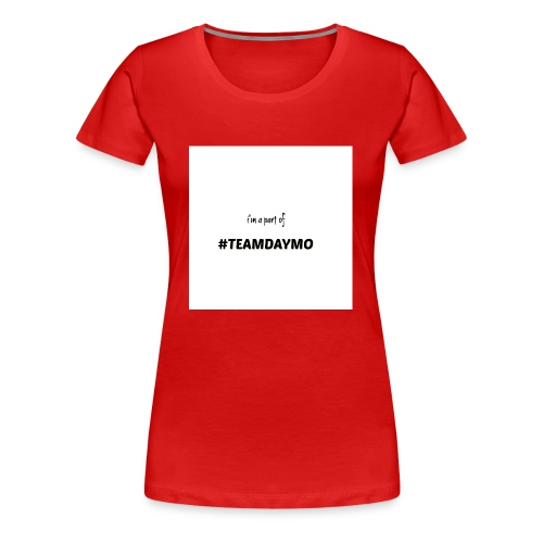 Team Daymo - Women's Premium T-Shirt