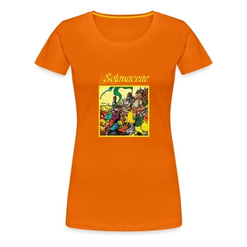 solanaceae - Women's Premium T-Shirt