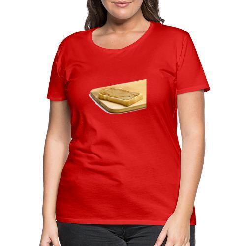 Pindaplankje Shirt - Vrouwen Premium T-shirt