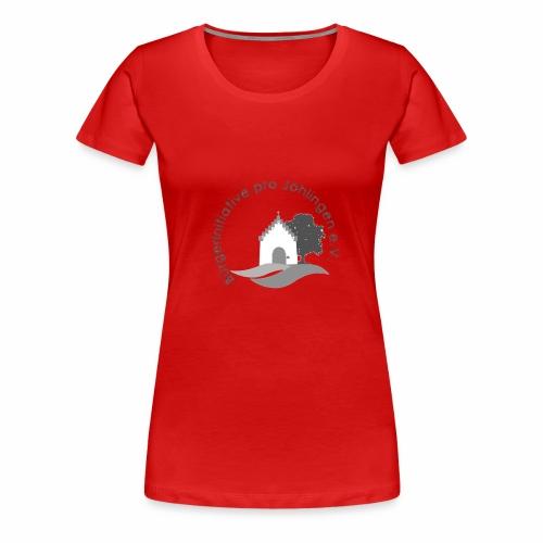 Logo der Bürgerinitiative Pro Jöhlingen e. V. - Frauen Premium T-Shirt