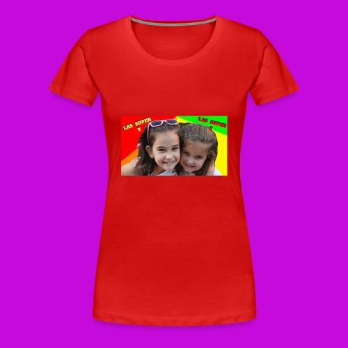LAS SUPER Y - Women's Premium T-Shirt