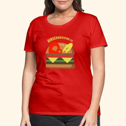 BA logolink200dpi - Women's Premium T-Shirt
