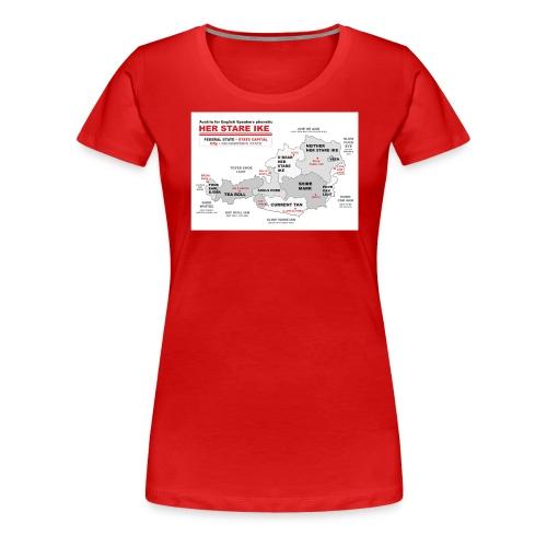 O Final png - Frauen Premium T-Shirt