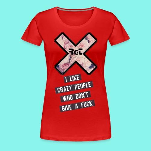 RGT_THEME - Camiseta premium mujer