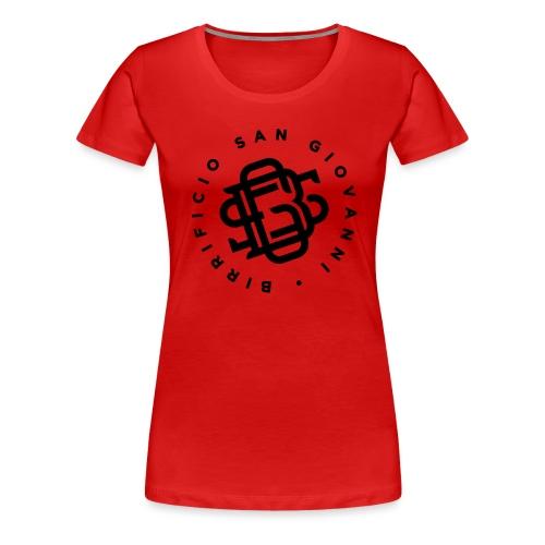 bsg_logo - Maglietta Premium da donna