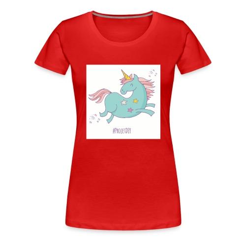 licorne-011 - T-shirt Premium Femme