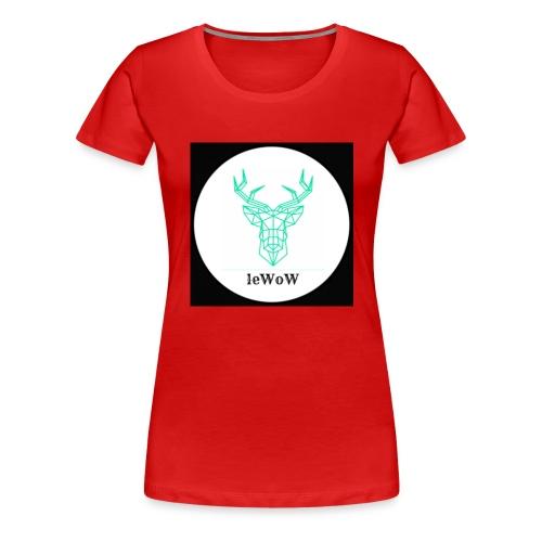 leWoW - Frauen Premium T-Shirt