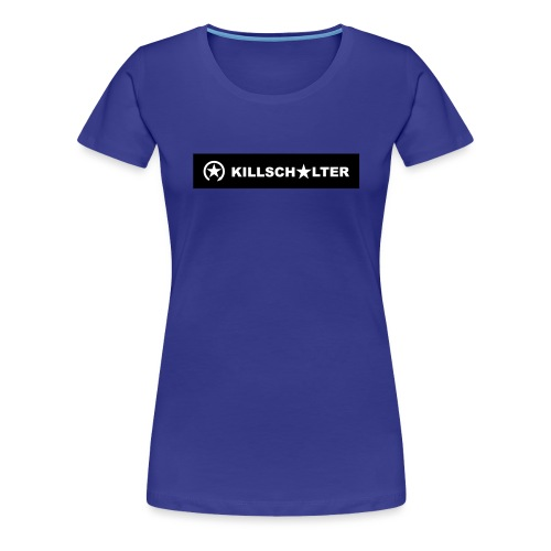 KILLSCHALTER Logo 0KS04 - Women's Premium T-Shirt