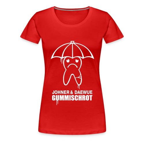 2622060 10637154 09 11 12 geschishirt or - Frauen Premium T-Shirt