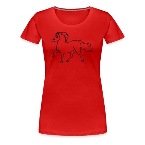 issikka - Naisten premium t-paita