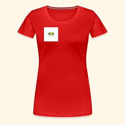 logo - Premium-T-shirt dam