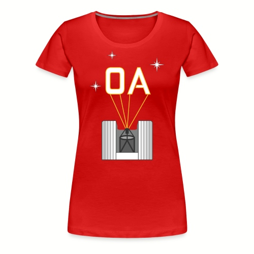 Adaptive Optics (OA) - Women's Premium T-Shirt