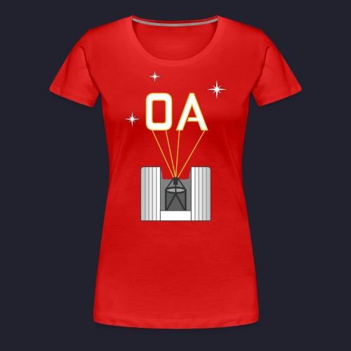 Adaptive Optics (OA) - Women's Premium T-Shirt