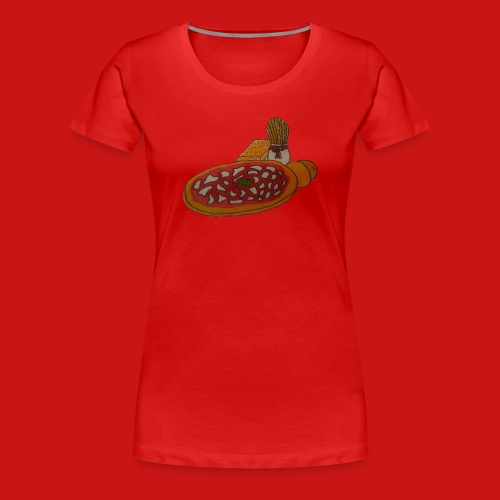 Carboidrates - Maglietta Premium da donna