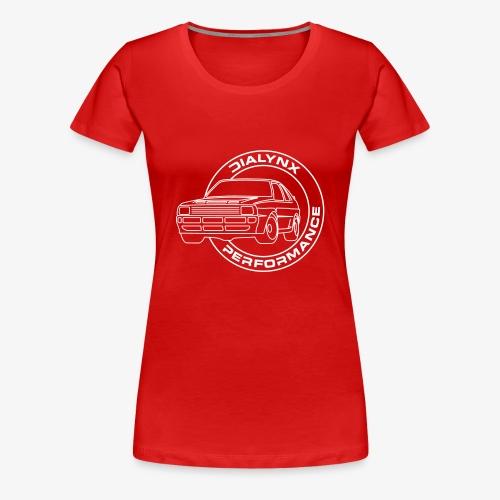 Dialynx Old Originals - Women's Premium T-Shirt