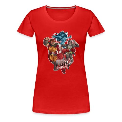 ASH Season 5 - Frauen Premium T-Shirt