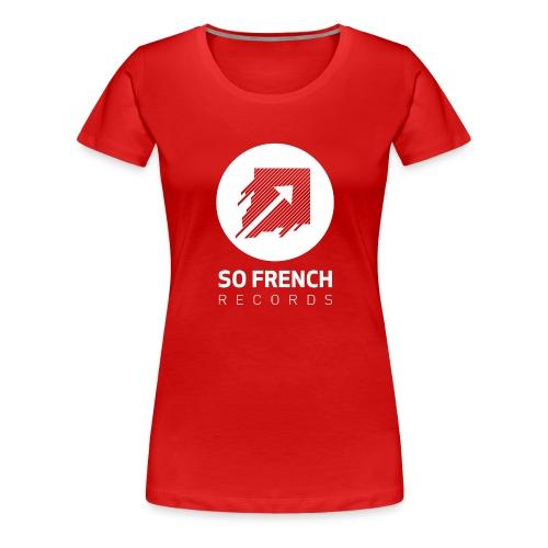 Logo tshirt png - T-shirt Premium Femme
