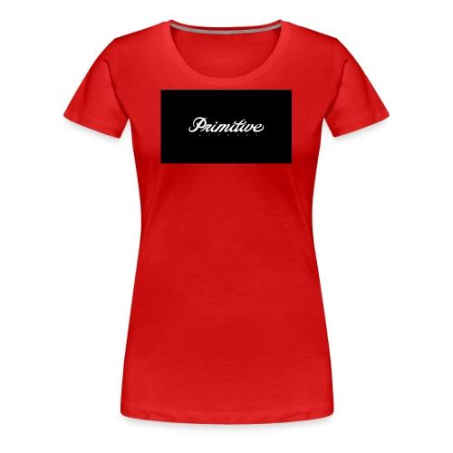 Primitive - Women's Premium T-Shirt