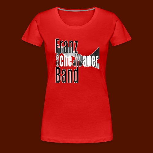 FSB Logo gray - Women's Premium T-Shirt