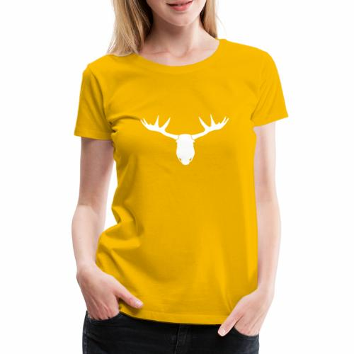ElandHoofd - Vrouwen Premium T-shirt